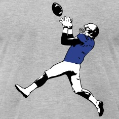 American Football Player T-Shirts