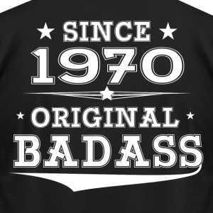 ORIGINAL BADASS SINCE 1970 T-Shirts - Men's T-Shirt by American Apparel