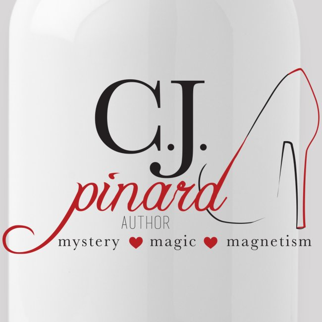 Water Bottle C.J. PINARD LOGO