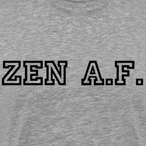 Men's Zen AF tee - Men's Premium T-Shirt