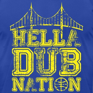 DUBNATION T-Shirts - Men's T-Shirt by American Apparel