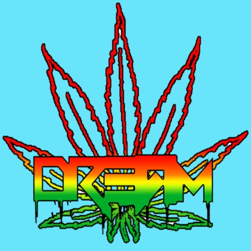 Dream Rasta Weed Leaf