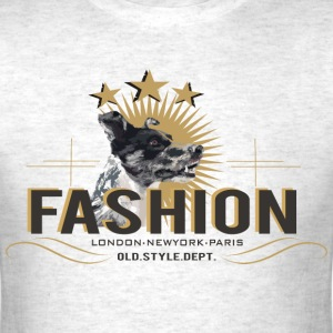 fashion-dog-oldstyle T-Shirts - Men's T-Shirt