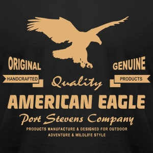 American Eagle T-Shirts - Men's T-Shirt by American Apparel