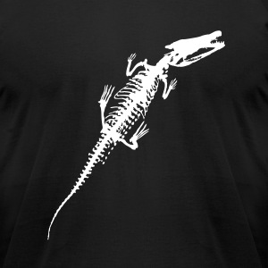 Crocodile T-Shirts - Men's T-Shirt by American Apparel