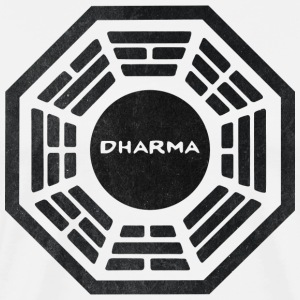 Dharma Basic - Men's Premium T-Shirt