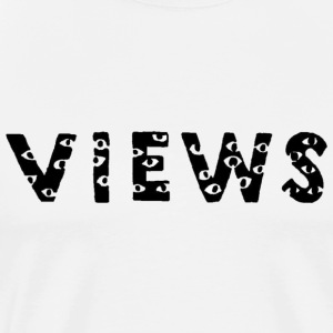 views from the 6 T-Shirts - Men's Premium T-Shirt
