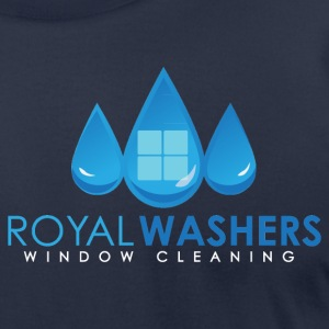 Royal Washers Clean T Shirt - Men's T-Shirt by American Apparel