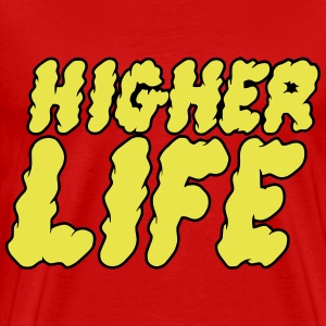 Higher Life LITOFFICIAL.COM - Men's Premium T-Shirt