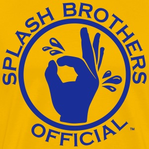 SPLASH BROTHERS OFFICIAL TSHIRT - Men's Premium T-Shirt