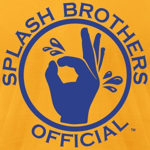 SPLASH BROTHERS OFFICIAL TSHIRT (AMERICAN APPAREL) - Men's T-Shirt by American Apparel
