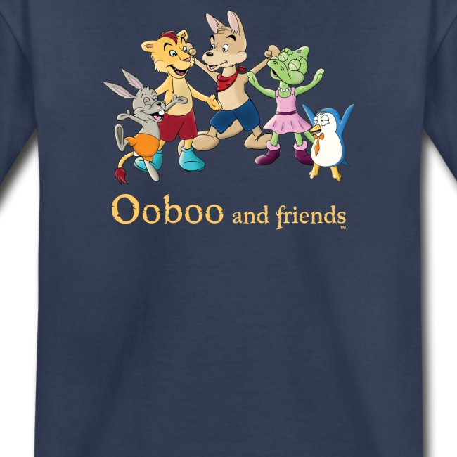 Ooboo and Friends - EVERYONE