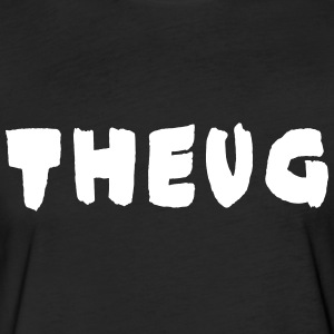 THEUG T-Shirts - Fitted Cotton/Poly T-Shirt by Next Level