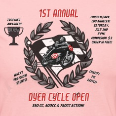 Dyer Cycle Open