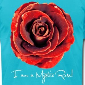 OshoMysticRose_Men T-Shirts - Men's T-Shirt by American Apparel