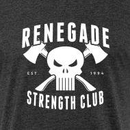 Design ~ Dark Heather Renegade Tri-Blend T-Shirt