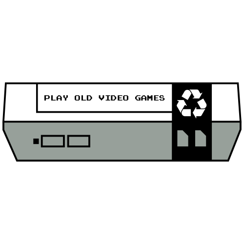 Play Old Video Games