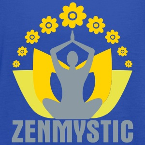 Osho Zen Mystic Tanks - Women's Flowy Tank Top by Bella