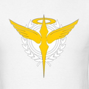 Gundam Celestial Being T-Shirts - Men's T-Shirt