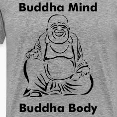 Mens Buddha Body Tee