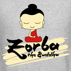 Zorba The Buddha Long Sleeve Shirts
