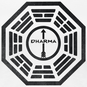 Dharma - Arrow - Women's Premium T-Shirt