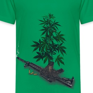 Casualties of Weed  - Toddler Premium T-Shirt