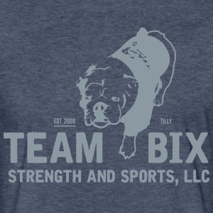 Teambix Tilly Fitted Tee - Fitted Cotton/Poly T-Shirt by Next Level