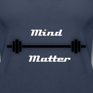 Ladies Mind Over Matter Tank - Women's Premium Tank Top