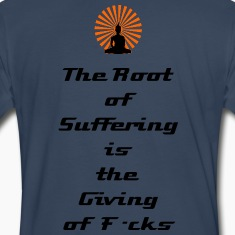 Mens Root of Suffering tee