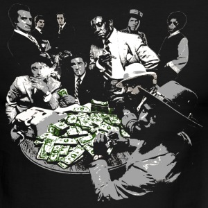 paid in full T-Shirts - Men's Ringer T-Shirt