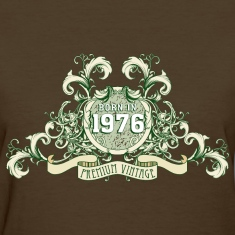 042016_born_in_the_year_1976c Women's T-Shirts