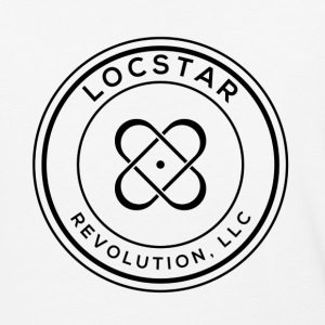 LocStar Revolution OFFICIAL Logo! - Baseball T-Shirt