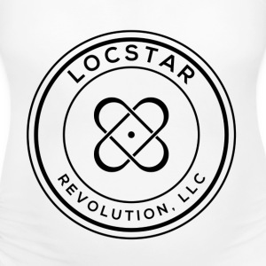 LocStar Revolution OFFICIAL Logo! - Women's Maternity T-Shirt