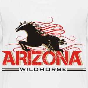 arizonawildhorse-shirt- Baby & Toddler Shirts - Toddler Premium T-Shirt