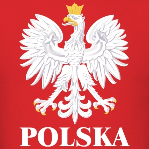 Polska 3 T-Shirts - Men's T-Shirt