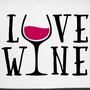 Love Wine Quote Sportswear - Trucker Cap