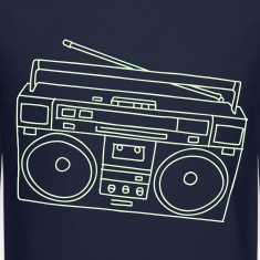 Boombox Long Sleeve Shirts
