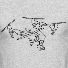 Drone (UAS) Long Sleeve Shirts