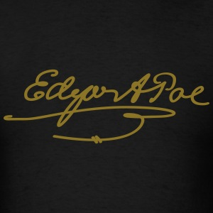 Edgar Allan Poe T-Shirts - Men's T-Shirt