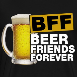 Beer Friends Forever T-Shirts - Men's Premium T-Shirt