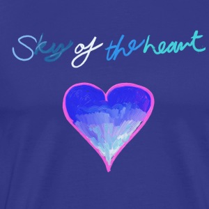 Sky of the Heart T-Shirt - Men's Premium T-Shirt