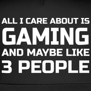 Care about Gaming Sportswear - Trucker Cap