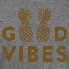 AD GOOD VIBES Long Sleeve Shirts