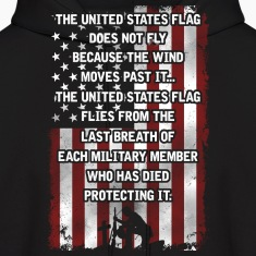 Why does the US Flag Fly? (Hoodie)