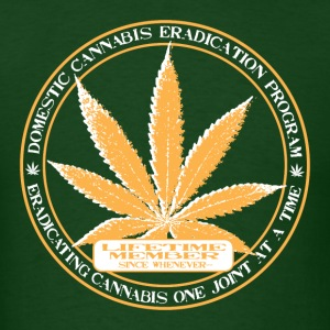 Domestic Cannabis Eradication Program Tee - Men's T-Shirt