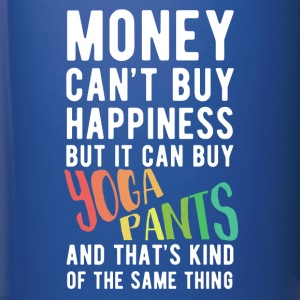 Yoga Pants Money can't Buy Unique Gift T-shirt Mugs & Drinkware - Full Color Mug