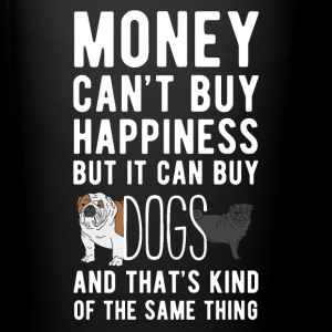 Dogs Money can't Buy Unique Gift Idea T-shirt Mugs & Drinkware - Full Color Mug