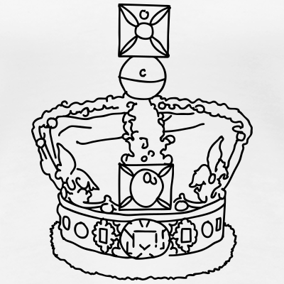 crown queen juwels