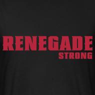 Design ~ Black Renegade Strong T-Shirt